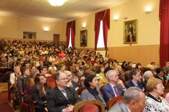 Всероссийский конгресс по школьной и