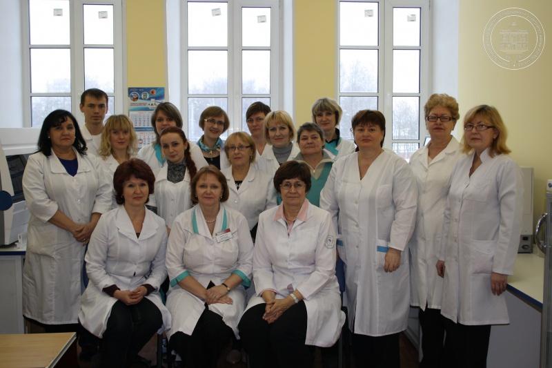 клиническая лабораторная диагностика спб