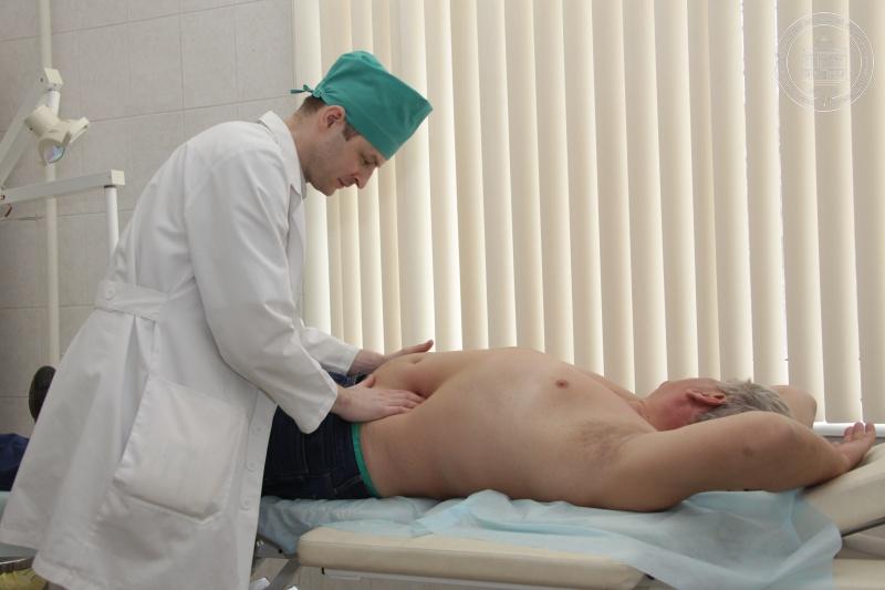 Прием гея у врача 11 фотография